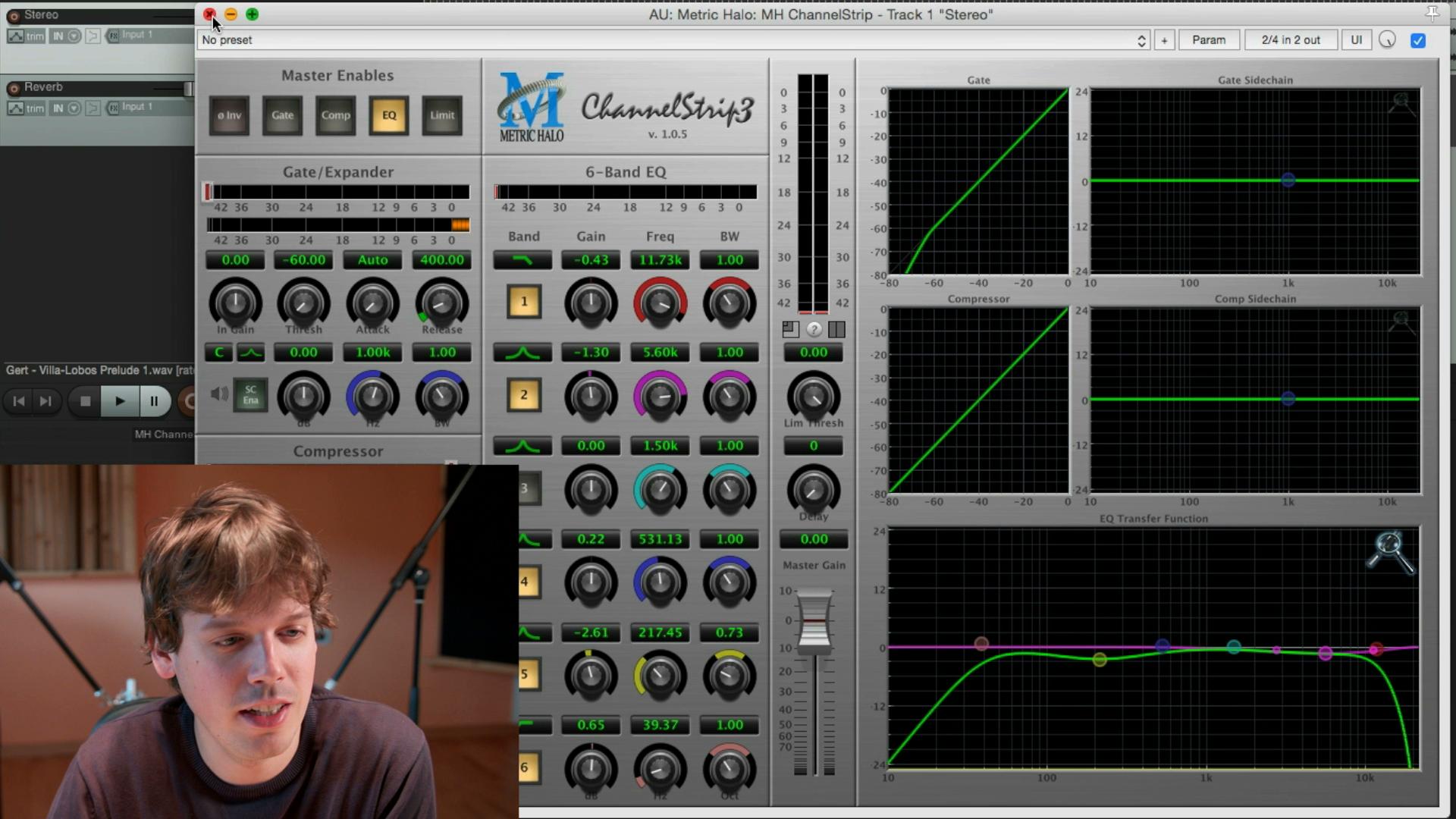Q&A episode 3 – Mixing classical guitar mono recording