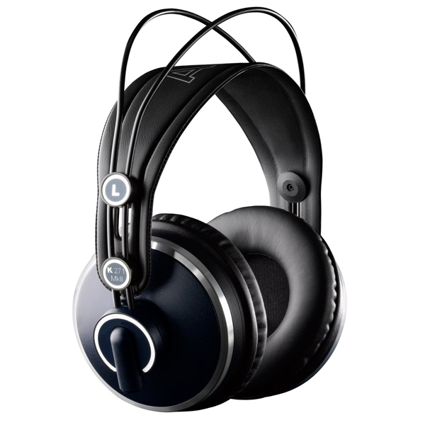 AKG K271 MKII studio headphones