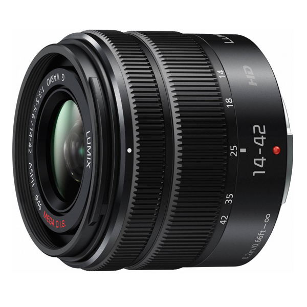 Panasonic Lumix 14-42mm f/3.5-5.6 OIS