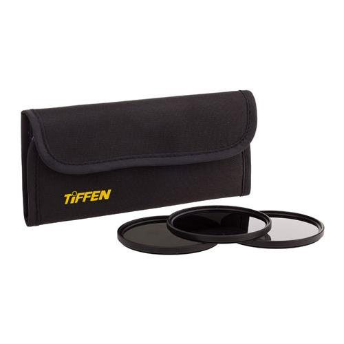 Tiffen 58mm ND filter set (0.6, 0.9, 1.2)