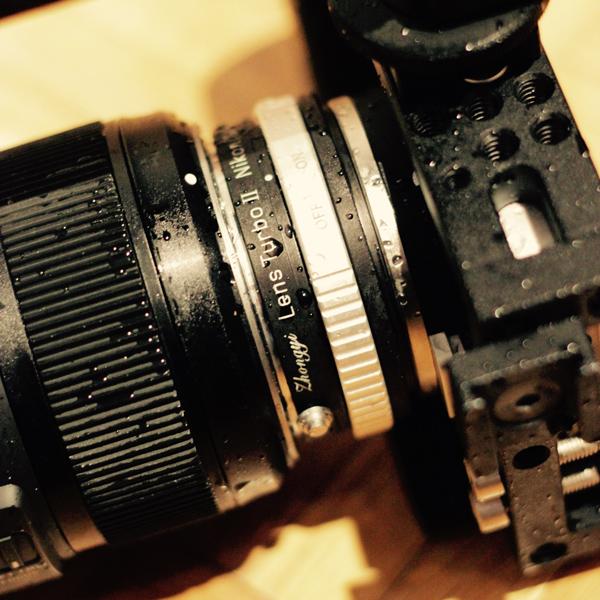 Zhongyi Lens Turbo ver II Nikon G – M4/3