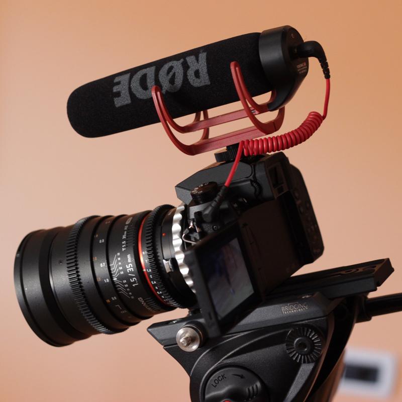 Samyang 35mm T/1.5 Cine Nikon mount
