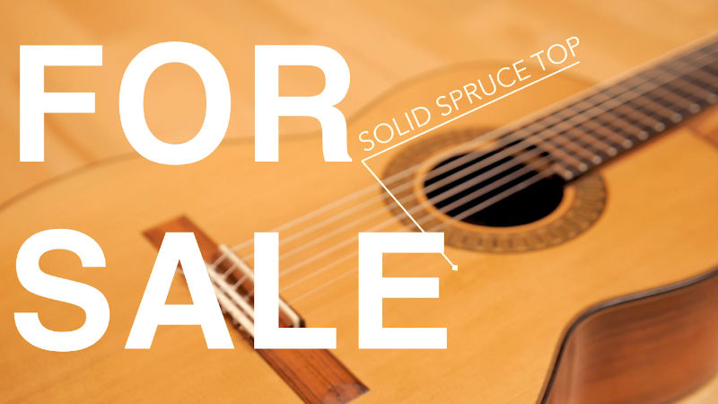 Selling my Spruce Top Guitar!